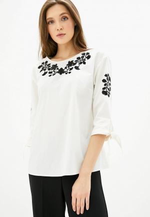Блуза Betty Barclay. Цвет: белый