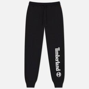 Мужские брюки Core Tree Logo Timberland. Цвет: чёрный