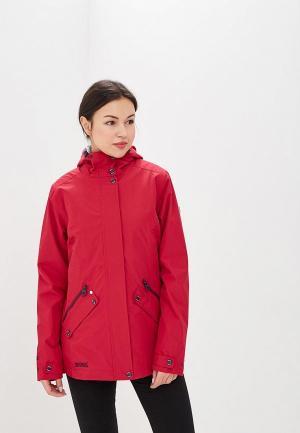 Куртка Regatta Basilia. Цвет: красный
