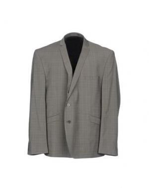 Пиджак BEN SHERMAN. Цвет: серый