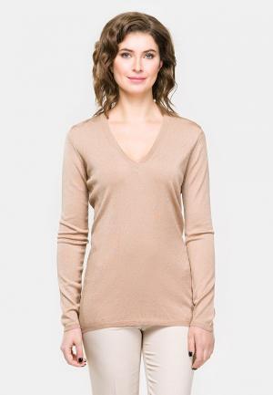 Пуловер Vera Moni. Цвет: бежевый