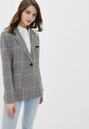 Пиджак Betty Barclay. Цвет: серый