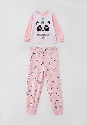 Пижама Acoola. Цвет: разноцветный