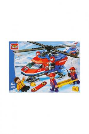 Вертолет горных спасателей Город мастеров. Цвет: красный