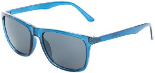 Очки солнцезащитные Demix. Цвет: синий