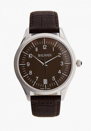 Часы Balmain Classic R Gent. Цвет: коричневый
