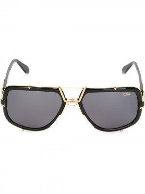 Солнцезащитные очки Vintage 656 Cazal. Цвет: черный