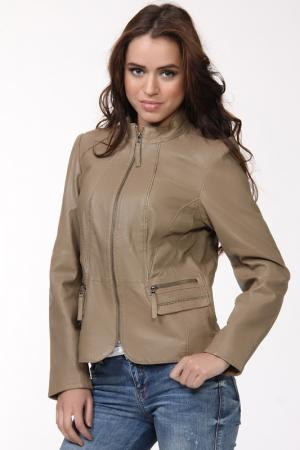Куртка BONITA. Цвет: бежевый