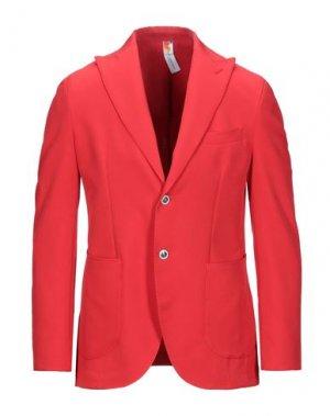 Пиджак TWENTY-ONE. Цвет: красный