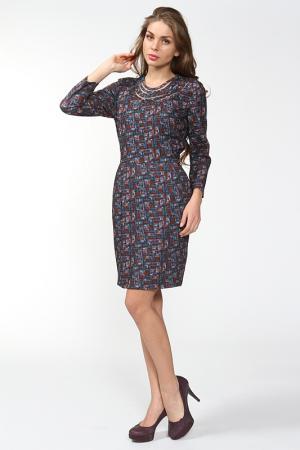 Платье Alba Conde. Цвет: мультицвет
