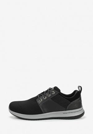 Кроссовки Skechers DELSON- BRANT. Цвет: черный