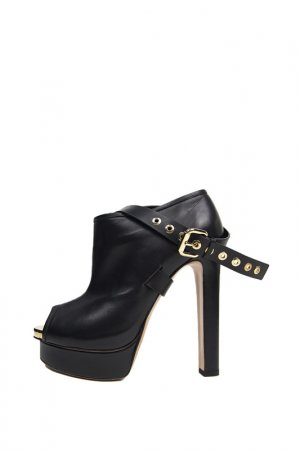 Ботинки Gianmarco Lorenzi. Цвет: черный