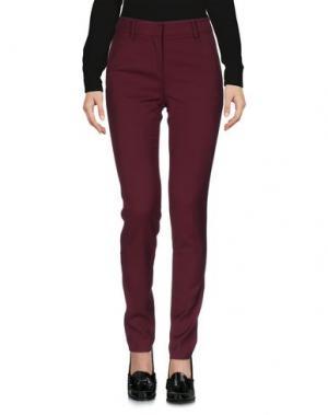 Повседневные брюки ATOS LOMBARDINI. Цвет: пурпурный