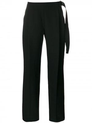 Широкие брюки Carven. Цвет: черный