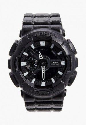 Часы Casio G-SHOCK. Цвет: черный