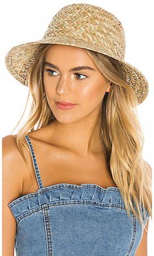 Шляпа kennedy Brixton. Цвет: цвет загара