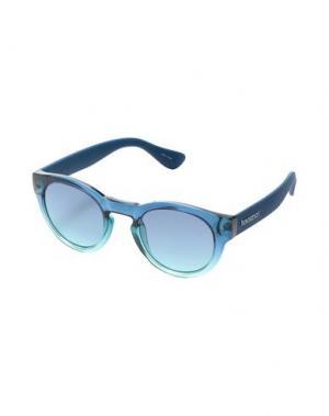 Солнечные очки HAVAIANAS. Цвет: цвет морской волны
