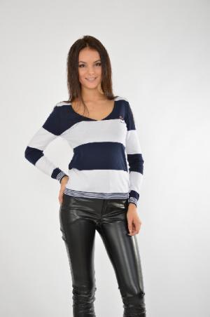 Пуловер GIORGIO DI MARE. Цвет: разноцветный