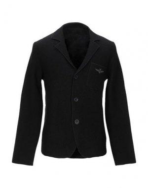 Пиджак AERONAUTICA MILITARE. Цвет: черный