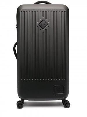 Большой чемодан Trade Herschel Supply Co.. Цвет: черный