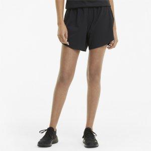 Шорты Favourite Woven 5 Womens Running Shorts PUMA. Цвет: черный