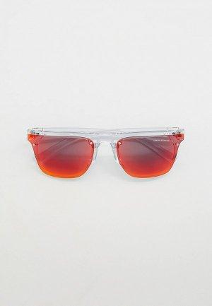 Очки солнцезащитные Armani Exchange AX4098S 82356Q. Цвет: прозрачный