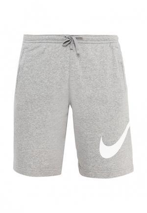 Шорты спортивные Nike MENS SPORTSWEAR SHORT. Цвет: серый