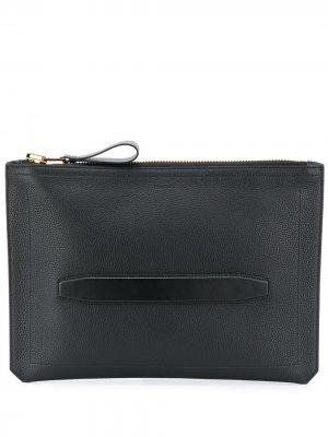 Сумка для ноутбука TOM FORD. Цвет: черный
