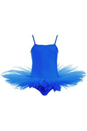 Купальник спортивный Arina Ballerina. Цвет: синий