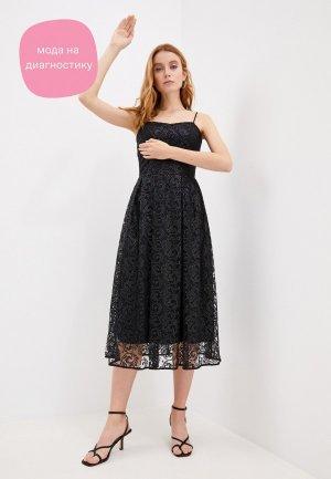 Платье Charuel. Цвет: черный