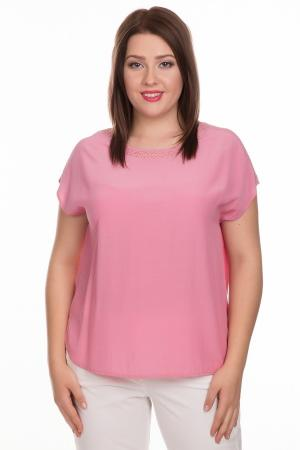 Блузa Apanage. Цвет: розовый