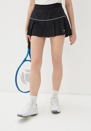 Юбка-шорты Nike W NKCT VICTORY SKIRT. Цвет: черный