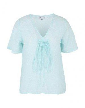 Блузка ANTIK BATIK. Цвет: светло-зеленый