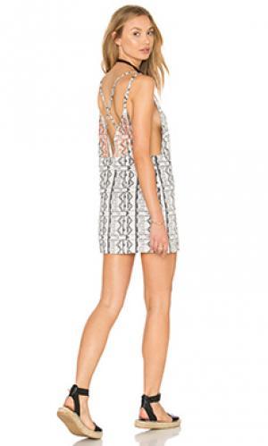 Платье anderson Cleobella. Цвет: ivory