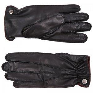 Перчатки Moreschi. Цвет: чёрный
