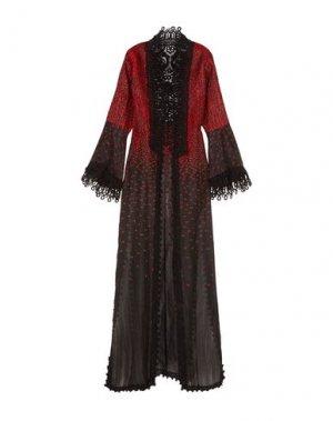 Легкое пальто ELIE SAAB. Цвет: красный