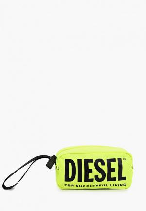 Сумка Diesel. Цвет: желтый