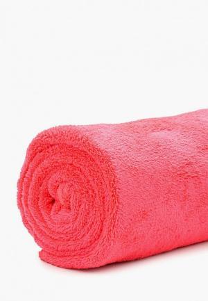 Полотенце Joss Terry towel. Цвет: розовый