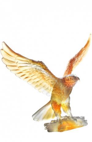 Статуэтка Eagle Daum. Цвет: оранжевый