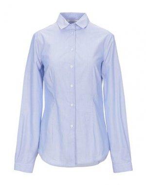 Pубашка AT.P.CO. Цвет: небесно-голубой