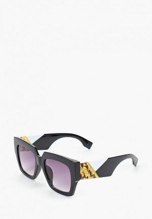Очки солнцезащитные Bradex. Цвет: черный