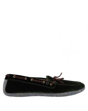 Домашние туфли ARFANGO. Цвет: зеленый
