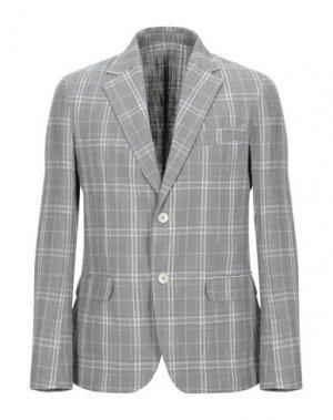 Пиджак HAMAKI-HO. Цвет: серый
