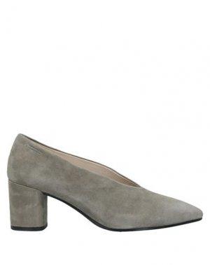 Туфли VAGABOND SHOEMAKERS. Цвет: зеленый-милитари