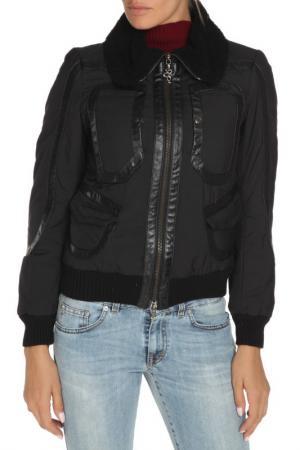 Куртка COAST WEBER. Цвет: черный