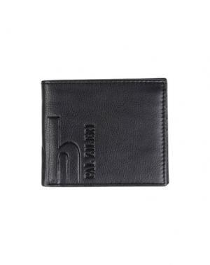 Бумажник LAB. PAL ZILERI. Цвет: черный