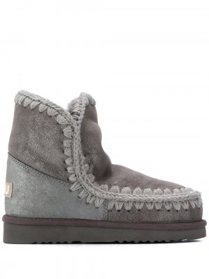 Ботинки Eskimo 18 Mou. Цвет: серый