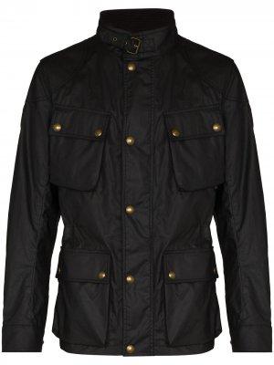 Куртка Fieldmaster на молнии Belstaff. Цвет: черный