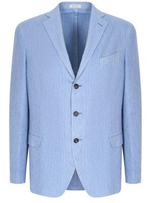 Пиджак из шелка и кашемира COLOMBO