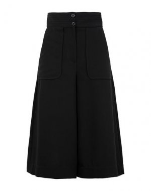 Укороченные брюки SEE BY CHLOÉ. Цвет: черный
